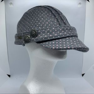 deLux Women's Hat New With Tags Size M 57cm